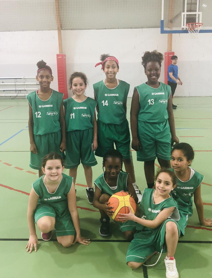 Match poussines 01/02/2020